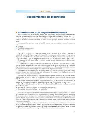 Procedimientos de laboratorio - Axon