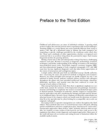 Preface to the Third Edition - Axon