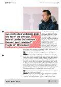 Architektur und Werbung // Gregor Wöltje, Unternehmer ... - BauNetz - Seite 4