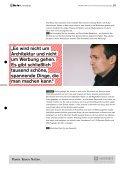 Architektur und Werbung // Gregor Wöltje, Unternehmer ... - BauNetz - Seite 5