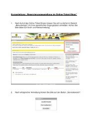 Kurzanleitung_Optionswandlung OLS - Borussia Dortmund