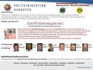 Konfliktmanagement - Borussia Dortmund