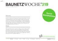 Baugruppen - BauNetz