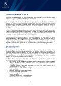Informationsbroschüre für die Finalisten - Borussia Dortmund - Seite 2