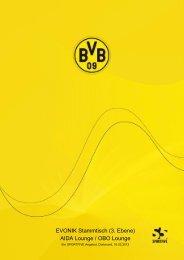 EVONIK Stammtisch (3. Ebene) - Borussia Dortmund
