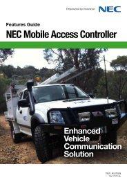 NEC Mobile Access Controller