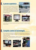 LACROIX TRAFIC, solutions for a smoother traffic flow - Brintex - Page 4