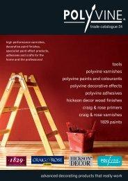 decorators varnish - Brintex
