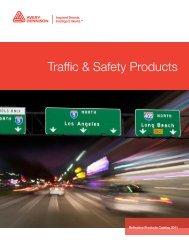 Traffic & Safety Products - Brintex