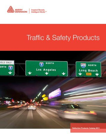 Traffic & Safety Products - Brintex