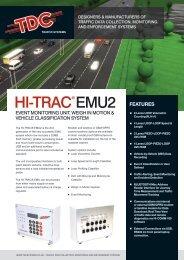 HI-TRAC EMU2 - Brintex