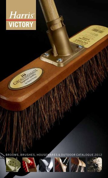 brooms, brushes, housewares & outdoor catalogue 2012 - Brintex