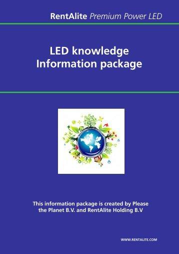 RentAlite Premium Power LED - Brintex