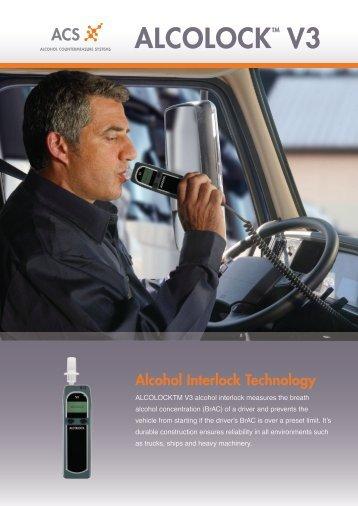 ALCOLOCKTM V3 - Brintex