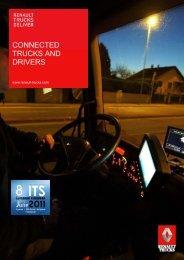 Connecting truck and driver - Brintex