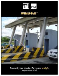 WIM@Toll™ - Brintex