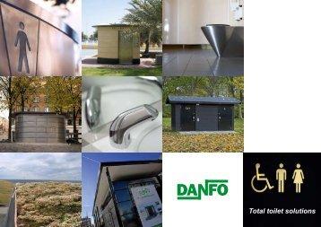 Total toilet solutions - Brintex