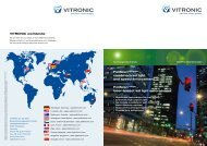 combined red light and speed enforcement VITRONIC ... - Brintex