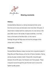 History-Heredad Baños Bezares - Brintex