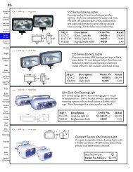Mfg #E586-2W Order No. 04124THF $45.99 525 Series Docking ...
