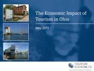 The Economic Impact of Tourism in Ohio - Cleveland.com
