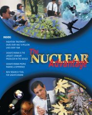The Nuclear Advantage (Saskatchewan edition) - media.cns-snc.ca ...