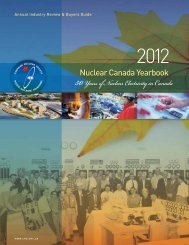 50Years of Nuclear Electricity in Canada - media.cns-snc.ca - SNC