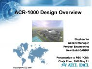 ACR-1000 - media.cns-snc.ca