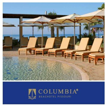 Untitled - Columbia Hotels & Resorts