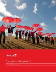 Travelers Companies Annual Report 2011 - Travelers Ireland