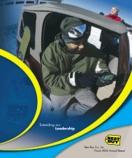 02 Best Buy Co., Inc. Annual Report