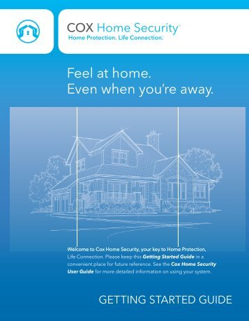 Home Security Getting Started Guide - Cox Communications