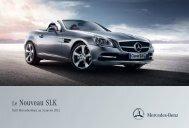 05 - SLK_Tarifs - Daimler