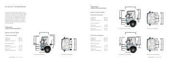 Broschüre Mercedes-Benz Arocs - Daimler