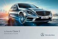 Tarif Nouvelle Classe S (PDF) - Mercedes-Benz France