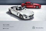 12 - SLS AMG_Tarifs - Daimler