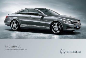 10 - CL_Tarifs - Daimler Media Site