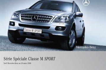 M Sport - Daimler