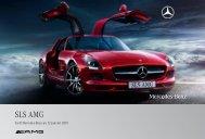 13 - SLS AMG_Tarifs - Daimler