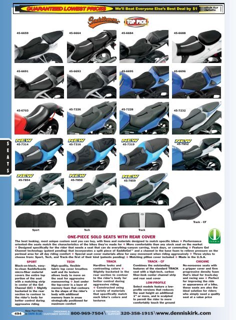 ROYAL BLUE /& BLACK CUSTOM FITS SUZUKI GSXR 600 750 01-03 FRONT SEAT COVER