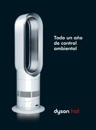 Todo un año de control ambiental - Dyson