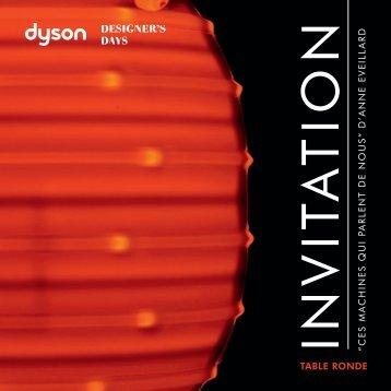 invita tion - Dyson