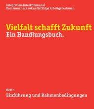 Abschlussdokumentation - Handlungsbuch Vielfalt ... - Stadt Dortmund