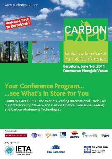 CARBON EXPO 2011 - Fira Barcelona