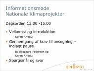 Præsentationen fra informationsmødet d. 24 ... - Energistyrelsen