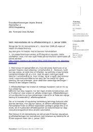 Grundejerforeningen Vejers Strand Marktoften 2 6950 Ringkøbing ...