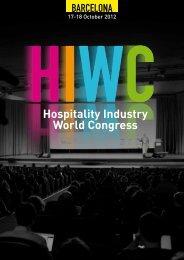 Hospitality Industry World Congress - Fira Barcelona