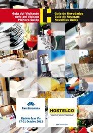 Guía del Visitante Guia del Visitant Visitors Guide ... - Fira Barcelona