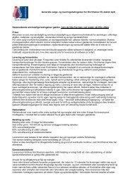 Salgs- og leveringsbetingelser (pdf) - Kirchheiner El-teknik ApS