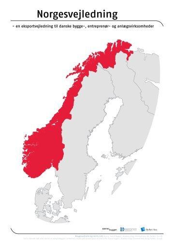 Norgesvejledning - Dansk Byggeri